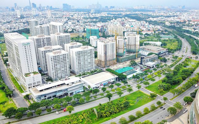 ezland group thi truong bat dong san Tp.HCM tang truong manh